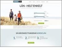 Nordiclån - Privatlån från 10 000 kronor upp till 50 000 kronor