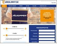 Eurolimit - Snabblån från 5 000 kronor upp till 50 000 kronor