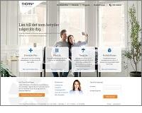 Thorn Privatfinans - Låna upp till 100 000 kronor i 72 månader