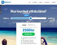 Lånbutiken - Onlinekredit på upp till 50 000 kronor