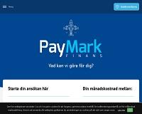 Paymark Finans - Låna mellan 10 000 kronor - 150 000 kronor utan säkerhet